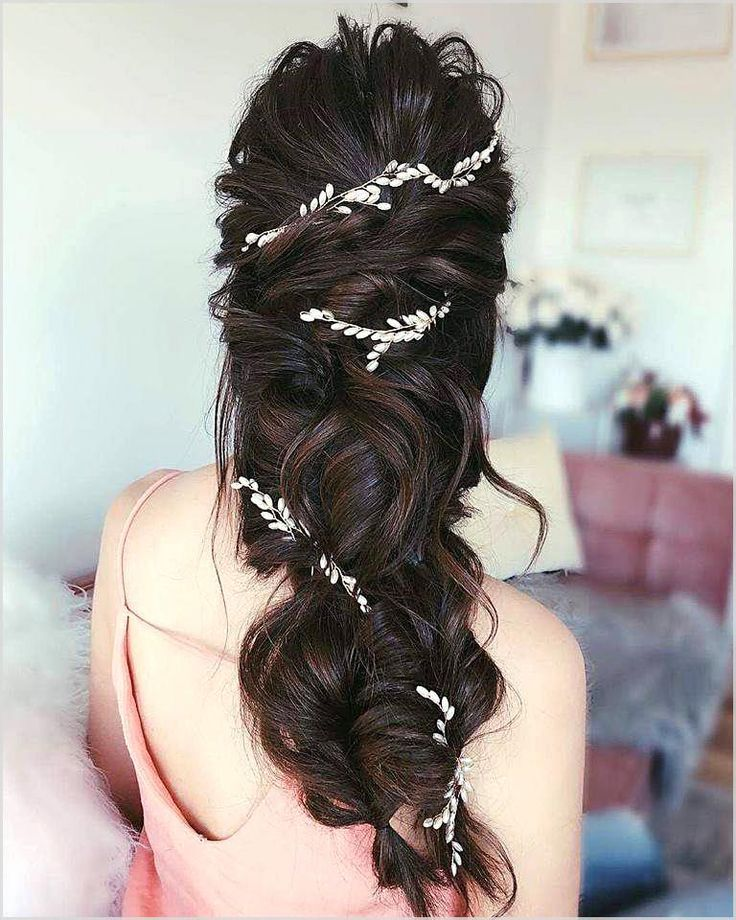 Black girls have wonderful frizzy hair that may be styled in many great wedding hairstyles such as for example braided beauty. #bridalhairstyles #hair