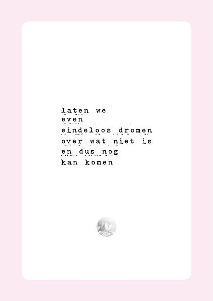 vol verwachting #poëzie #versjes #gedichten