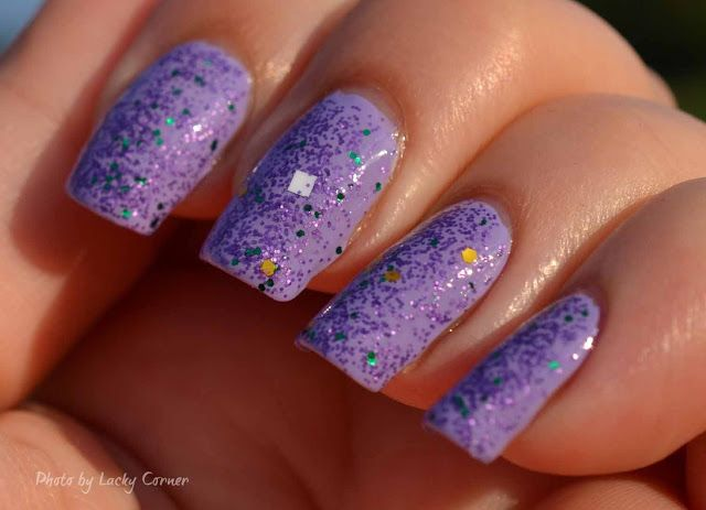 Dollish Polish - Wicked Wario over China Glaze Tart-y For The Party