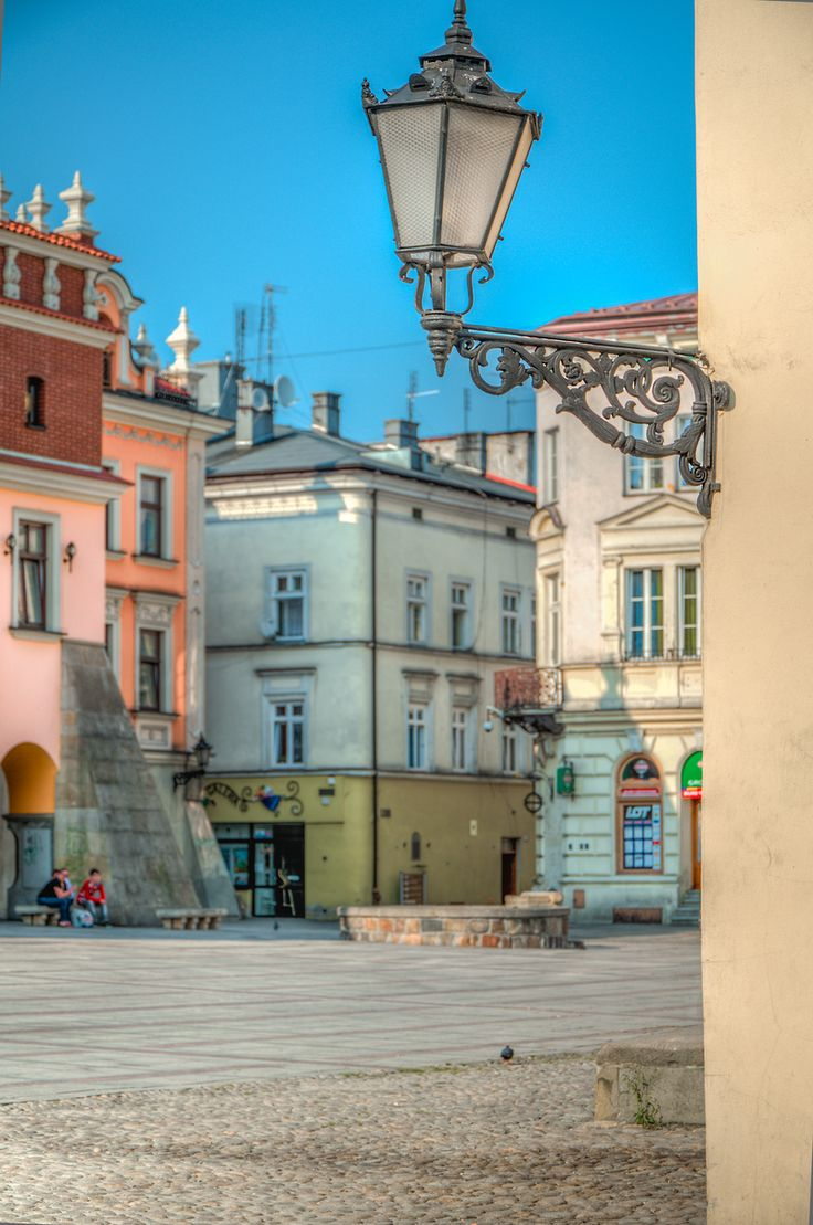 Tarnow - Poland   Old Town Corner by marrciano.deviantart.com on @deviantART