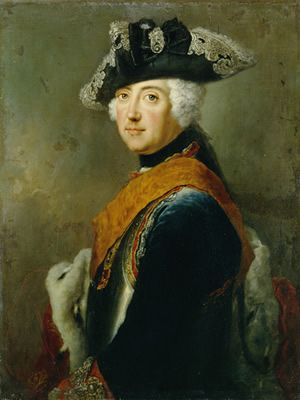 Frederick the Great. 1712 - 1786. Becoming King of Prussia in 1740, he led his country during the Silesian Wars and the Seven Years War, during which Prussia succeeded Austria to become the dominate Germanic power in Europe.