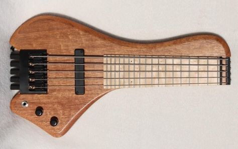 New from WING - Wing Bass 5..a cool bass for travelling or solo or?..:-)
