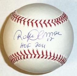 Own a piece of history -- an Alomar HOF 2011 Autographed ball