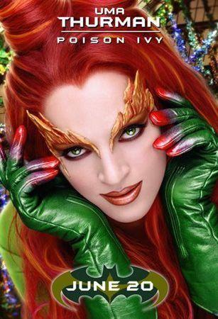 Poison Ivy - Villains Wiki - villains, bad guys, comic books, anime - Wikia