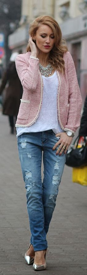 like the fit of the jeans