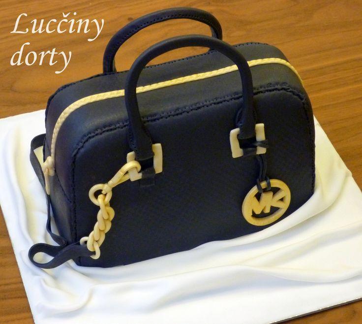 Handbag Michael Kors cake