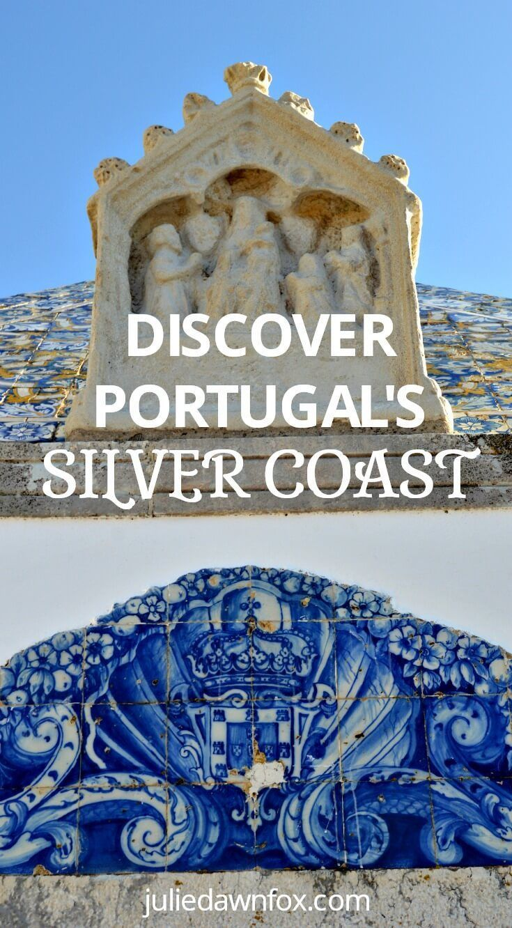 Discover Portugal's Silver Coast, aka Costa da Prata. Within an hour of Lisbon, you'l find UNESCO World Heritage monasteries, medieval castles and walled towns, centuries-old wineries, sculpture gardens, a royal ice house, gorgeous beaches and much more. Click to see what's in store in this part of Central Portugal.