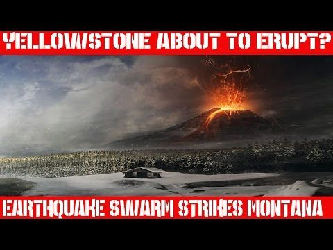 Earthquake Report | April 20, 2016 | Yellowstone Mystery Video | Eruption Imminent? - YouTube