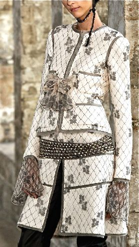 Chanel ~Latest Luxurious Women's Fashion - Haute Couture - dresses, jackets. bags, jewellery, shoes etc