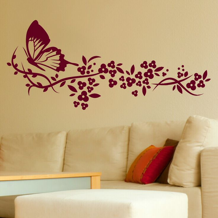 Stencil Wall Art Best Picture With Pic Photo Pictures Of