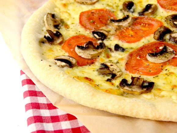 Video: Pizza Funghi - My Simply Special