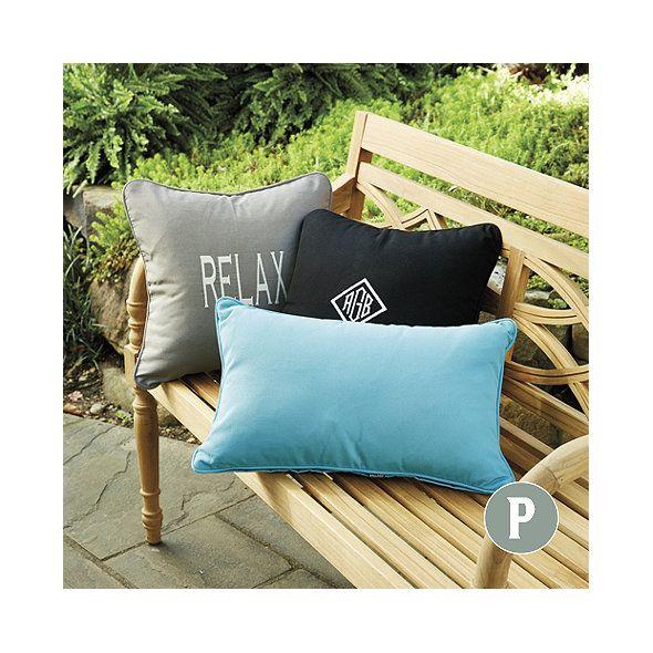 """Outdoor Throw Pillow - 16"""""""