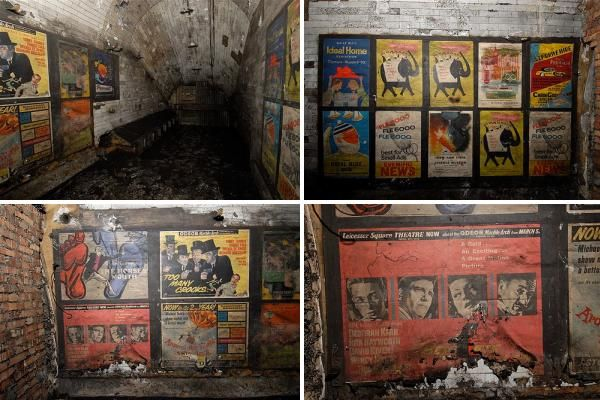 notting hill gate posters