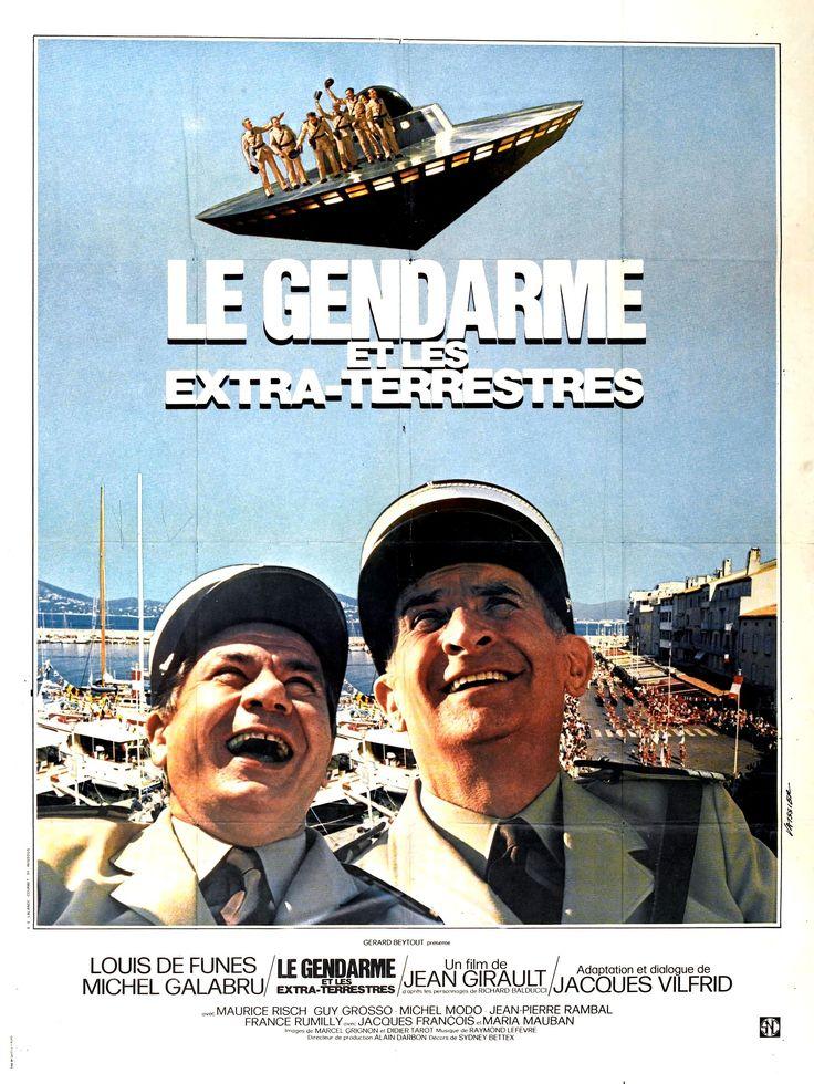 Le gendarme et les extra-terrestres - 31-01-1979