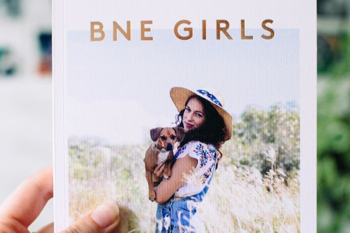 BNE Girls, a new book produced by Dani Marano and Hannah Roche, shines a light on the talented female creatives across the city.