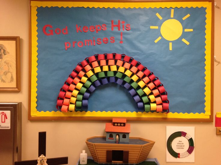 Noah's Ark Bulletin board