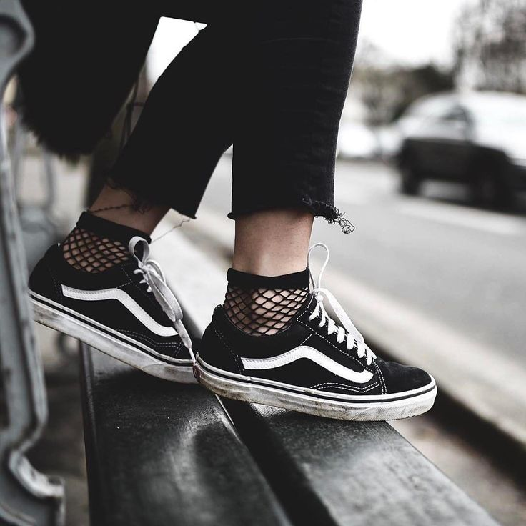 Sneakers women - Vans Old Skool (©dressingleeloo)