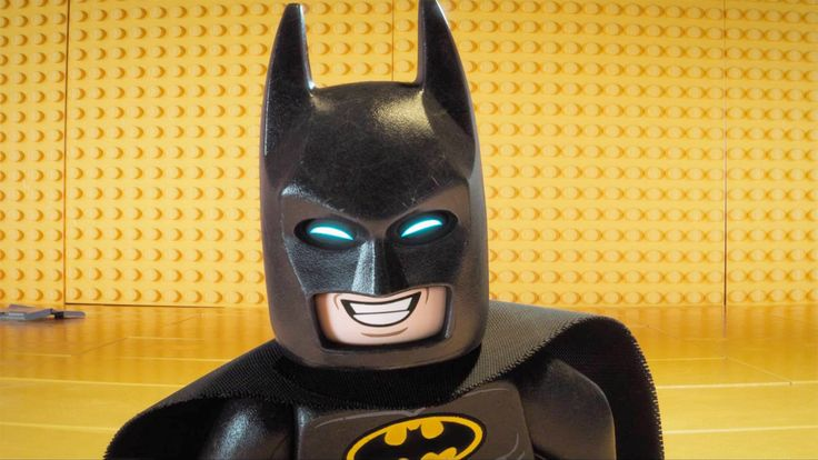 Chevrolet I Batman LEGO: The Movie