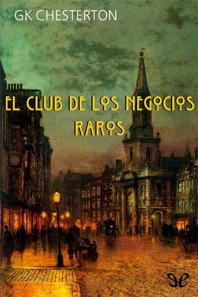 epublibre - El club de los negocios raros 119 aventuras.