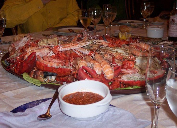 Gran mariscada en Gijón para Semana Santa - http://www.absolutgijon.com/gran-mariscada-en-gijon-para-semana-santa/