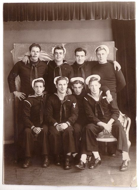 8 sailor boys | Flickr - Photo Sharing!
