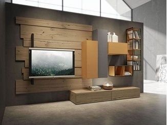 Storage wall REBEL R_04 - Fimar