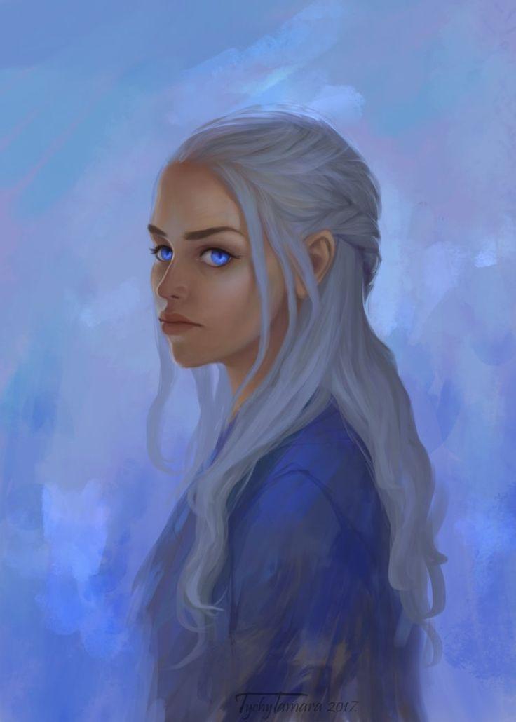 Daenerys by TychyTamara