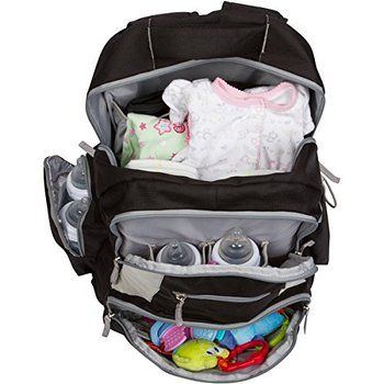 Diaper Backpack by Hashtag Baby – A Diaper Bag for Moms and Dads