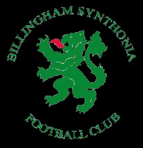 Billingham Synthonia FC of England crest.