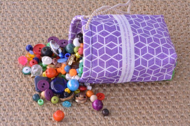 Gör nåt av gamla plastpåsar | Jårrmut