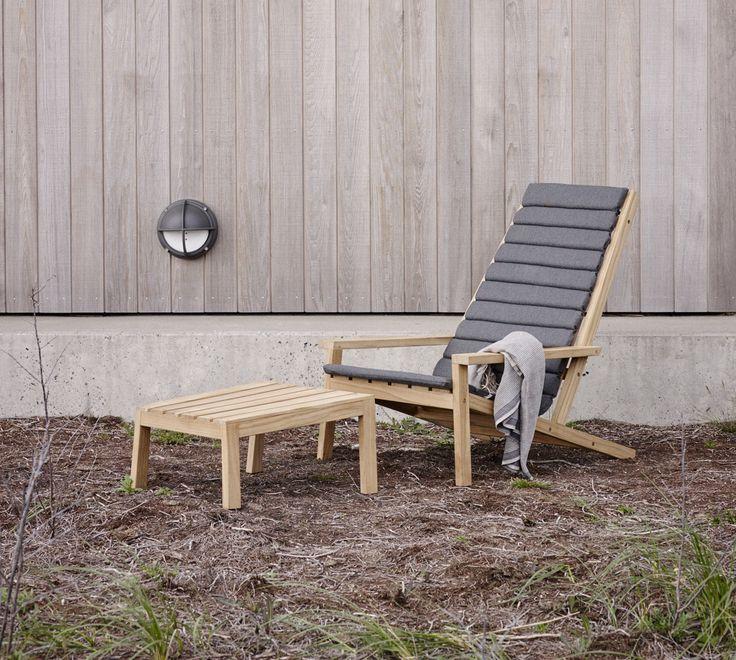 New Wooden Outdoor Furniture From Skagerak Woods Modern