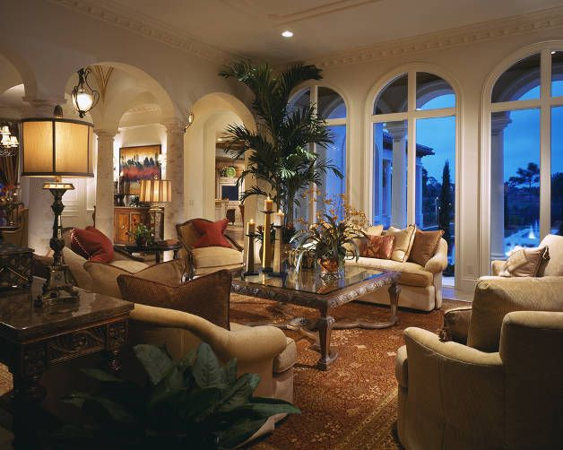 High end interior design firm decorators unlimited palm for Interior designers palm beach