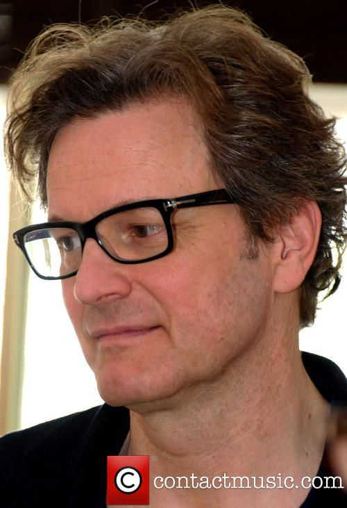 #ColinFirth #Cannes Film Festival 2014