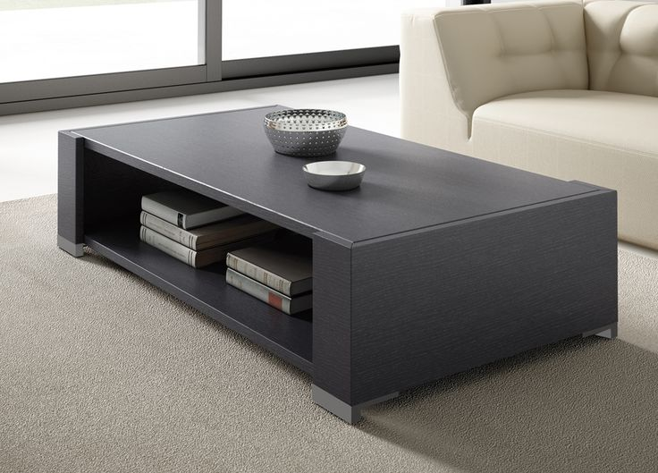 Carino Coffee Table With Storage | Contemporary Coffee Tables at Go Modern, London