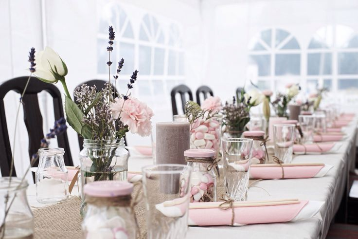 #babyparty #flowers #table #tablecards