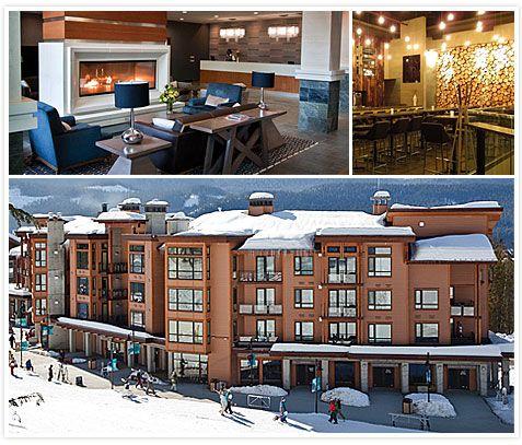 Revelstoke Mountain Resort: The Sutton Place Hotel, British Columbia