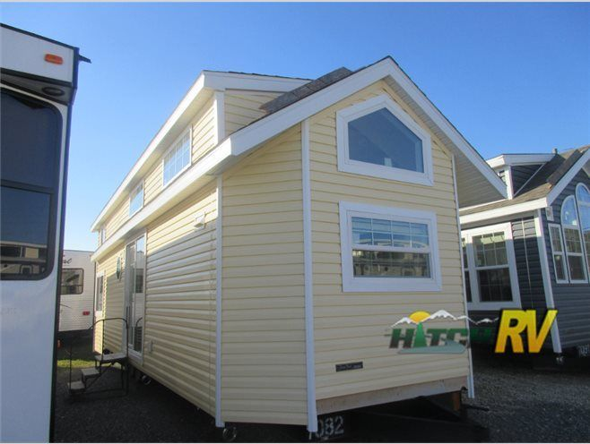 Used park model trailer homes