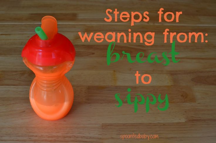 how to wean from breast feeding! This is the best one I've read yet!