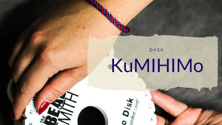 DIY - Jak zrobić bransoletkę na dysku KuMIHIMo? How to make a bracelet and necklace on a kumihimo disc? tutorial , kurs , japanese , course , bracelet , neckalce , strings , jedwab , silk , warsztaty , workshops , shop .