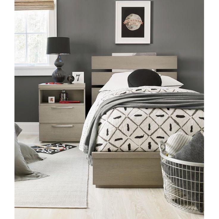 Grayson Modern Kids Twin Size Bed Frame  (https://www.zinhome.com/grayson-modern-kids-twin-size-bed-frame/)