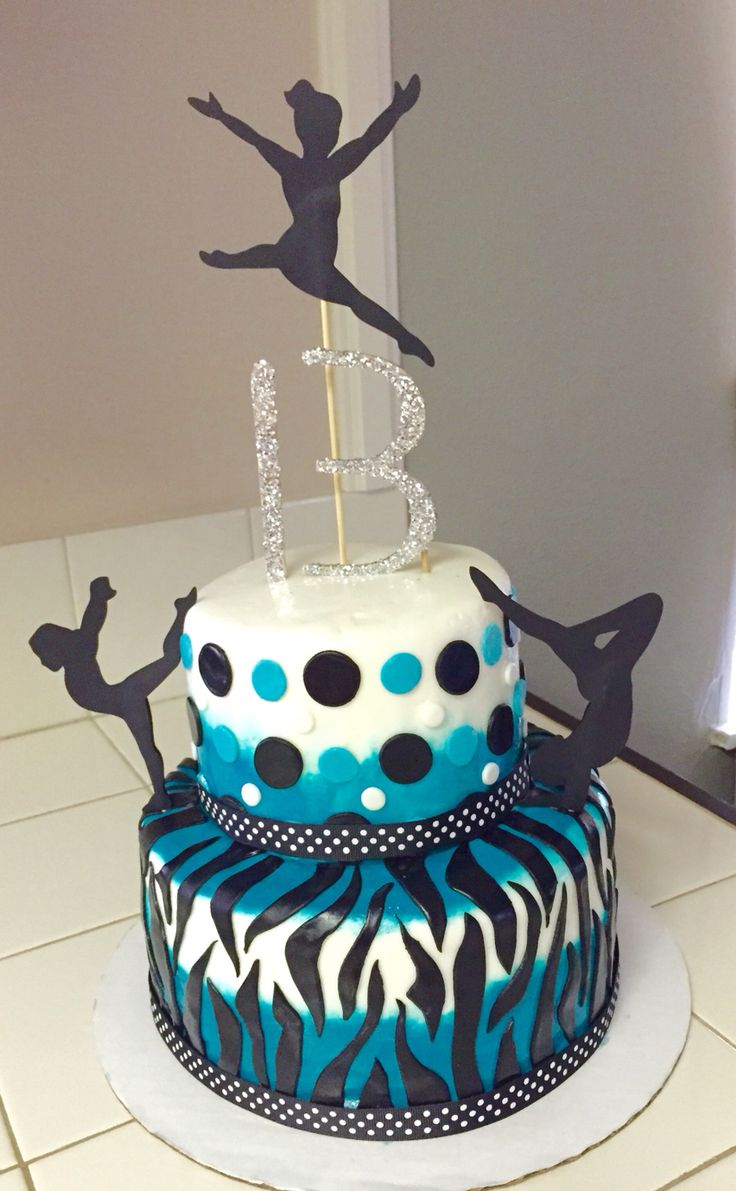 Cake Decorating Ideas Gymnastics : Best 20+ Gymnastics cakes ideas on Pinterest
