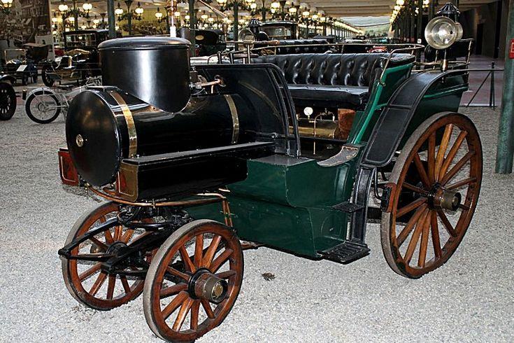 jacquot tonneau vapeur 1878 une ancienne voiture jacquot. Black Bedroom Furniture Sets. Home Design Ideas