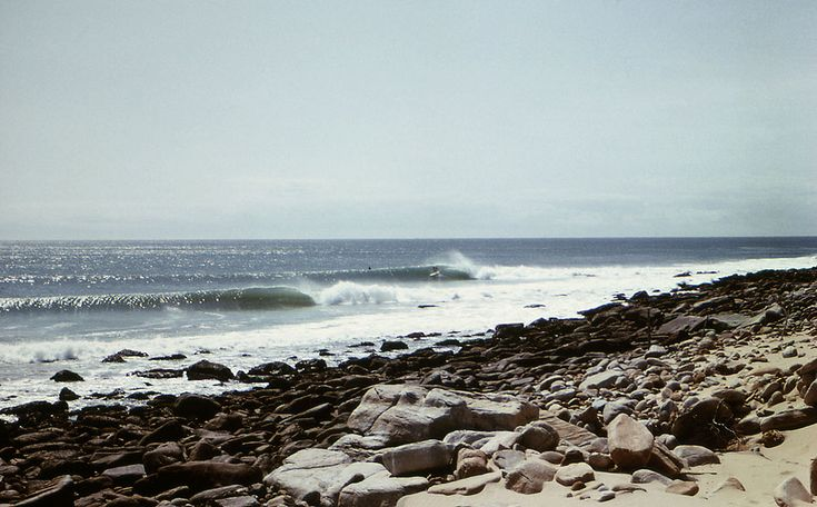 Cape St. Francis. The beginning of surf culture. the endless summer