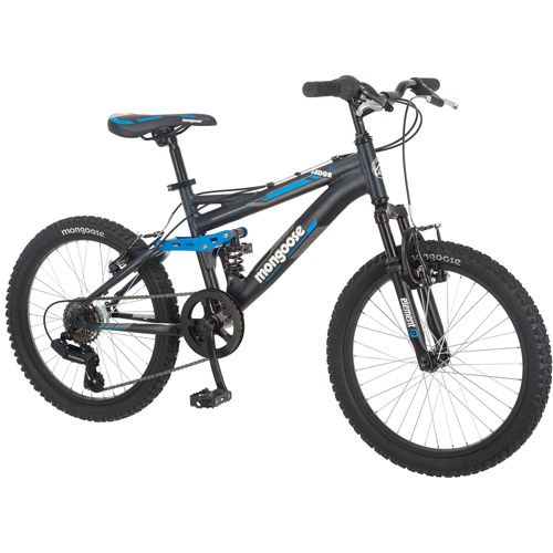 "Purchase the Mongoose Ledge 20"" 2.1 Boys' Mountain Bike at Walmart.com. Save money. Live better."