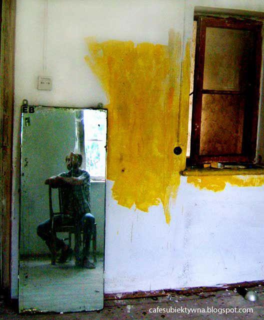 Abandoned house. Konstancin near Warsaw.