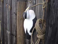 Trävette Guding Designad trävette  finns hos GårdYes  #trävettar #newengland #inredning #jakt #