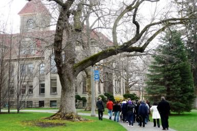 Learn About Whitman College and What It Takes to Get It: Whitman College, Memorial Hall