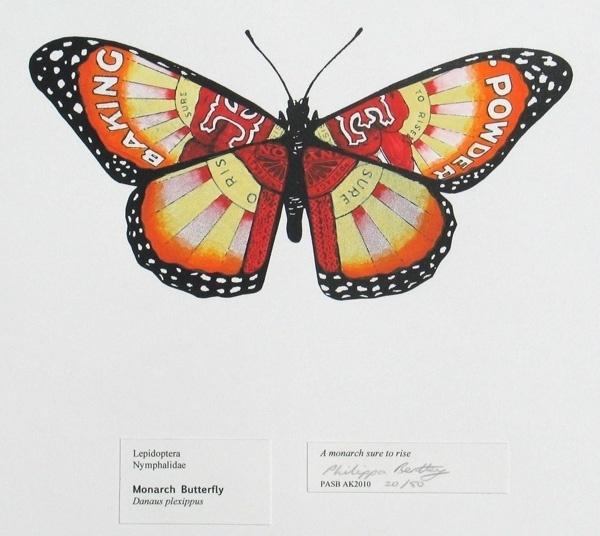 Phillippa Bentley - Monarch Butterfly