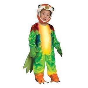 Новогодние костюм попугая для детей