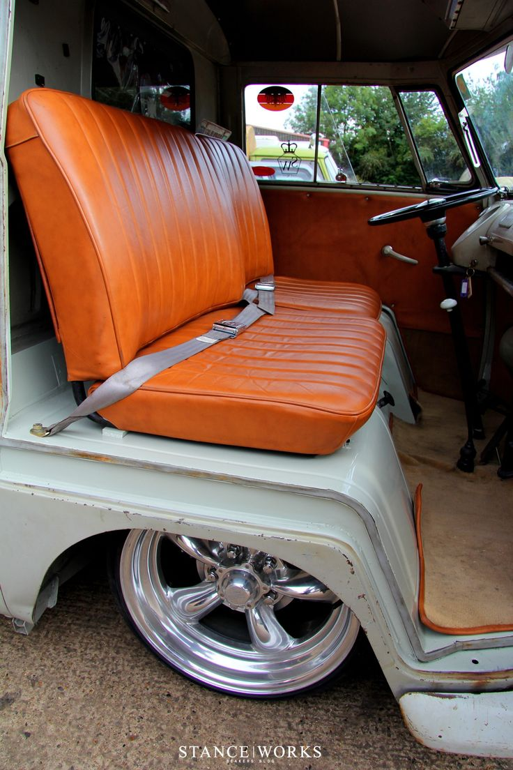 Custom VW COMBI  Volkswagen Metamorfosis  Pinterest  Orange and